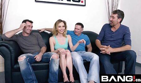 Gina Gersons winzige Muschi wird von einem großen youtube free porno Schwanz gedehnt