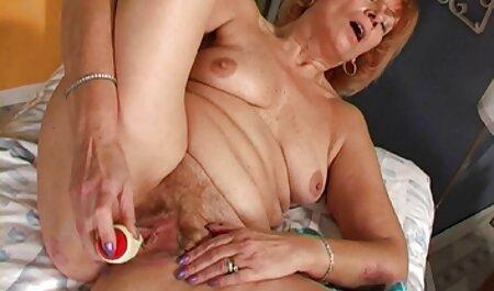 Ziemlich blond mit geiler sex film großen Titten